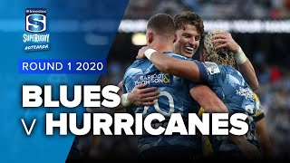 Super Rugby Aotearoa | Blues v Hurricanes - Rd 1 Highlights