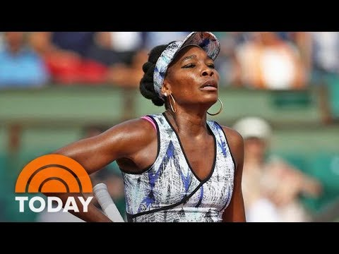 Ex-ESPN Commentator Doug Adler Speaks Out About Venus Williams Remark | TODAY