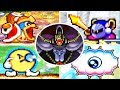 Kirby's Nightmare in Dreamland - All Bosses (No Damage)