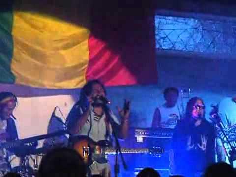 Roberto Carlos - 7 Septima Raìz - Rasta En Babylon - Quito Ecuador