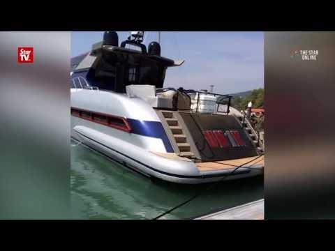 Search for missing Brazilian following Penang yacht capsize