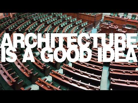 Cała prawda o Sejmie cz. 1   Architecture is a good idea