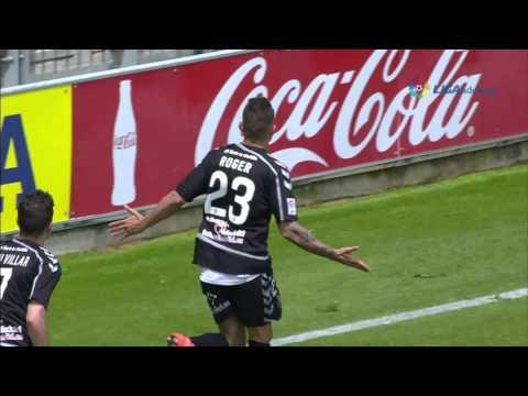 Resumen de Deportivo Alavés (2-1) Real Valladolid