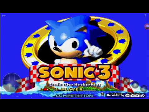 как открыть level select и debug mode в sonic 3 and knuckles и sonic 3 complete