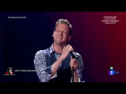 Camilo Sesto / Edu Soto - La Mejor Canción 22/Mar/2019