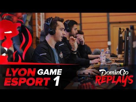 Lyon eSport 2018 - Stream Team vs Vitality Academy