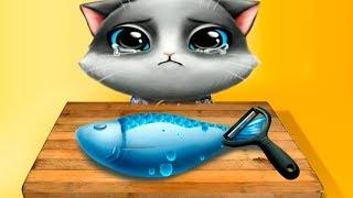 Игровой мультфильм про котят. Приют для бездомных животных