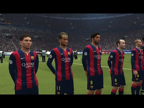 PES 15 Patch (PPSSPP) Android Test on lenovo a850