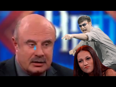 Dr. Phil Gets Destroyed by Danielle (Catch Me Outside Girl) Meme