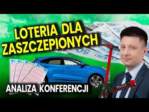 Loteria Dla Zaszczepionych! Do Wygrania Hulajnogi i Pieniądze - Analiza Konferencji u Premiera Ator