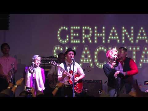 Gerhana Skacinta - Hadirnya Cinta (live) | Ska Party At The Bee