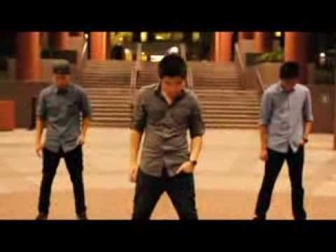 Tearin Up My Heart - NSYNC - Choreo by Alex Tang