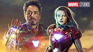 Avengers Endgame Deleted Scene - Iron Man Alternate Ending Scene Breakdown