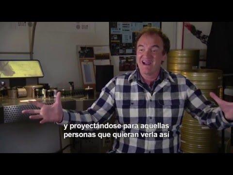 Tarantino habla del formato 70mm
