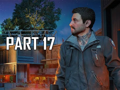 FAR CRY NEW DAWN Walkthrough Part 17 - Thomas Rush (Let's Play Gameplay Commentary)