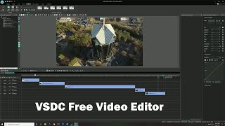 VSDC Free Video Editor - Basic Editing Tutorial + Pro License Giveaway