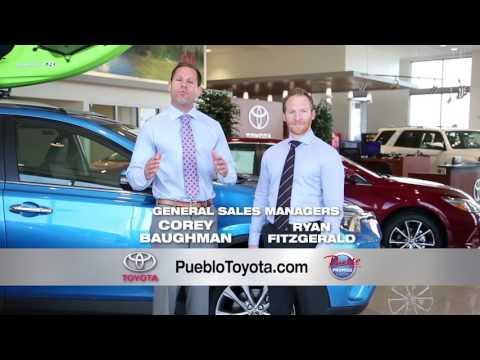Pueblo Toyota TestDrive FEB2017 HD