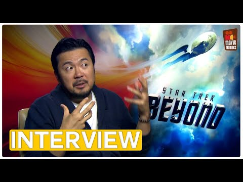 Star Trek Beyond - Justin Lin | exclusive interview (2016)