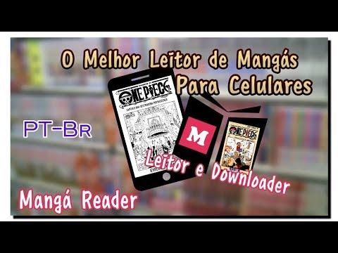 O MELHOR Leitor de Mangás para Celulares!!! (Android/Ios)