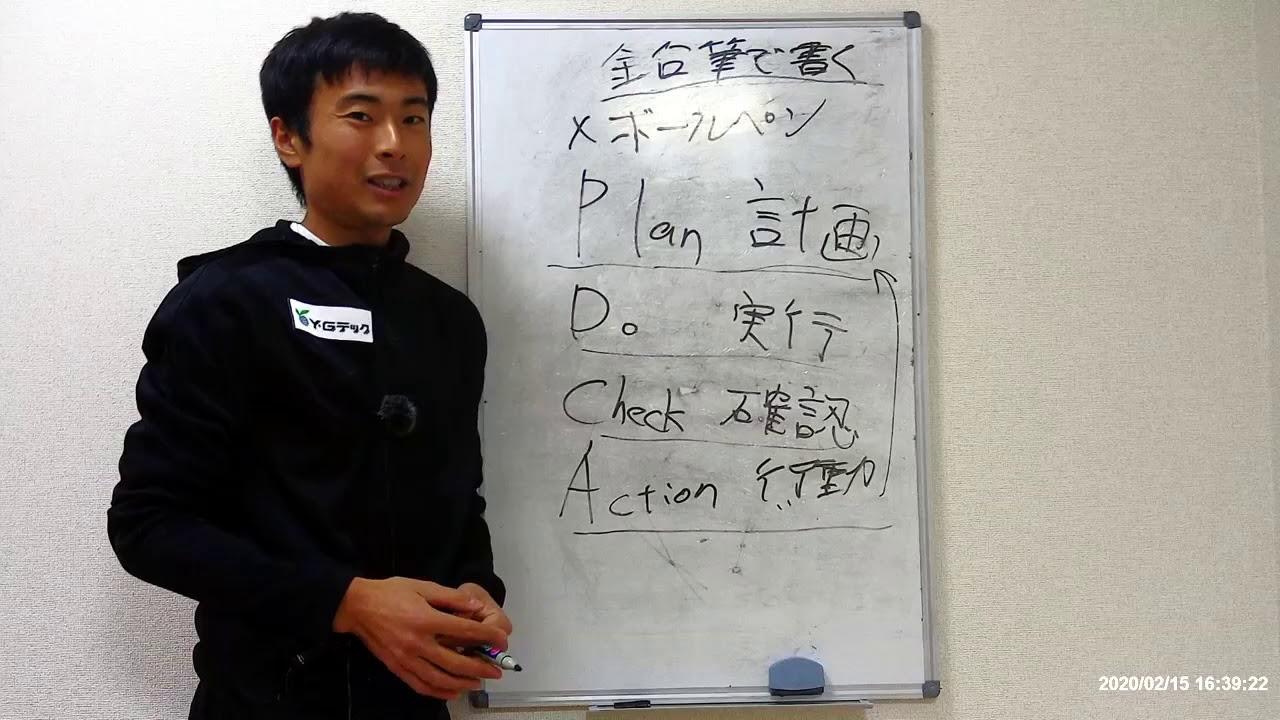 適切なトレーニングプログラムの作り方4