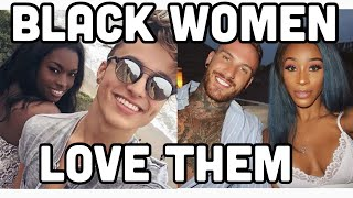 Why Black Women Date WHITE Men   Interracial Dating in the Black Community   An Honest Discucssion