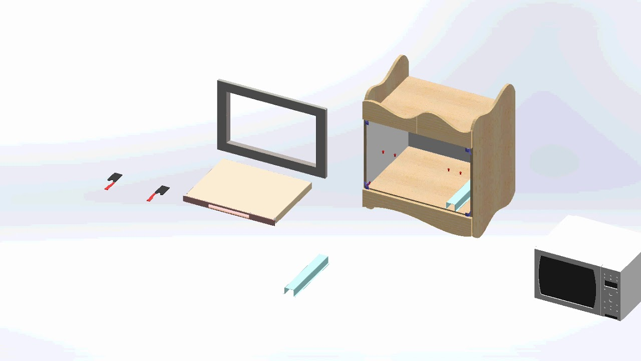 Trimkits Usa Microwave Trim Kit Installation
