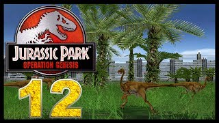 Jurassic Park: Operation Genesis - Episode 12 - Gallimimus