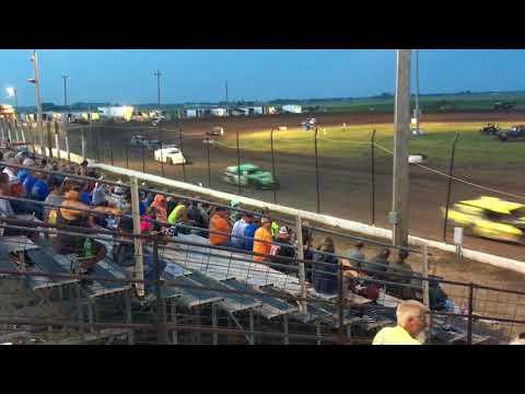 Hancock County Speedway 8-3-18