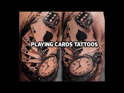 40 Poker Chip Tattoo Designs For Men – Masculine Ink Ideas