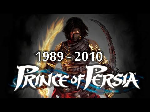 История / Эволюция  Prince Of Persia