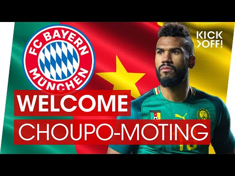 Stoke star Choupo-Moting: Germany or Cameroon?