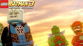 LEGO Batman 3 Beyond Gotham | #10 Precisamos da sua Ajuda Santo Andarilho