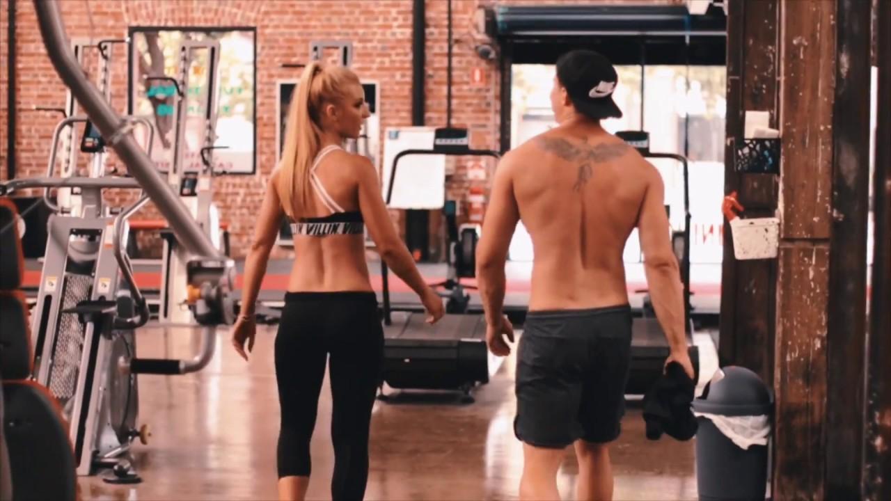 Resultado de imagen para training couple goals