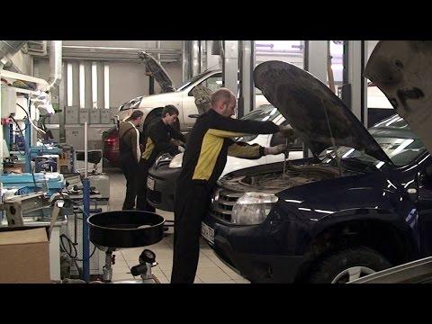 Автомастер Пенза Рено Renault Sandero Stepway 2015