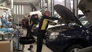 видео Техническое обслуживание автомобилей автомобилей Лада Ларгус в Казани