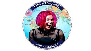 Речь Ланы Вачовски для Кампании за права человека