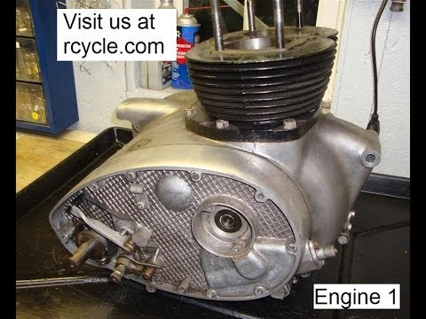 Bsa A65 Engine Rebuild Review By Randy S Cycle