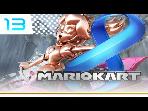 BUMPING ON PURPOSE! | Mario Kart 8: Online Races w/ Friends - #13