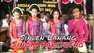 Sinom Parijotho Sinden Lanang   Mas Yarto