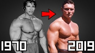 #arnoldschwarzenegger #arnold #bodybuildingjoel kellet has been emulating many of arnold's classic poses and they look strikingly similar.*discount codes*-b...