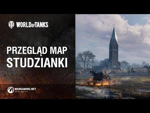 Przegląd map. Studzianki