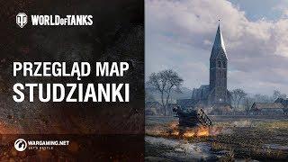 Przegląd map. Studzianki [World of Tanks Polska]