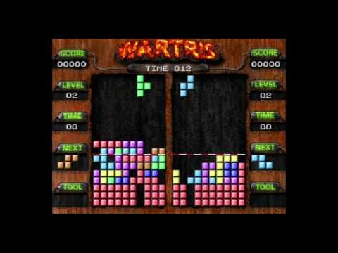 Wartris - A free 1on1 Tetris game.  (Download Link)