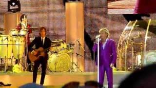 Rod Stewart - Handbags and Gladrags (Hard Rock Calling 2011)