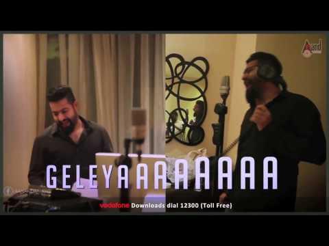 Chakravyuha   Geleya Geleya   Making Video...