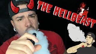 Hell Beast By Hellvape! (VapingWithThesis)