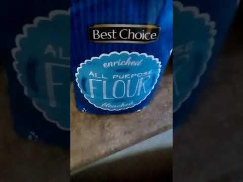 Bartering :  Flour