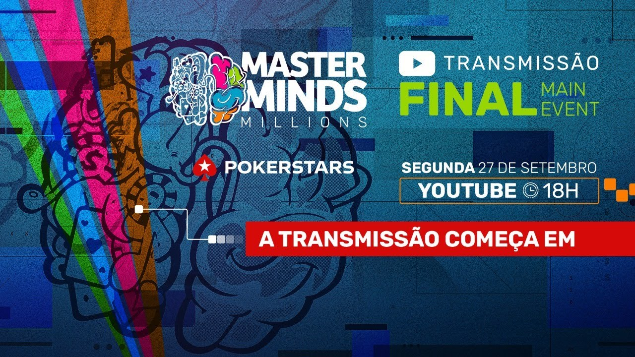 Download AO VIVO 🧠 Final Table - MasterMinds 2021 - Main Event 500K Gtd 🧠