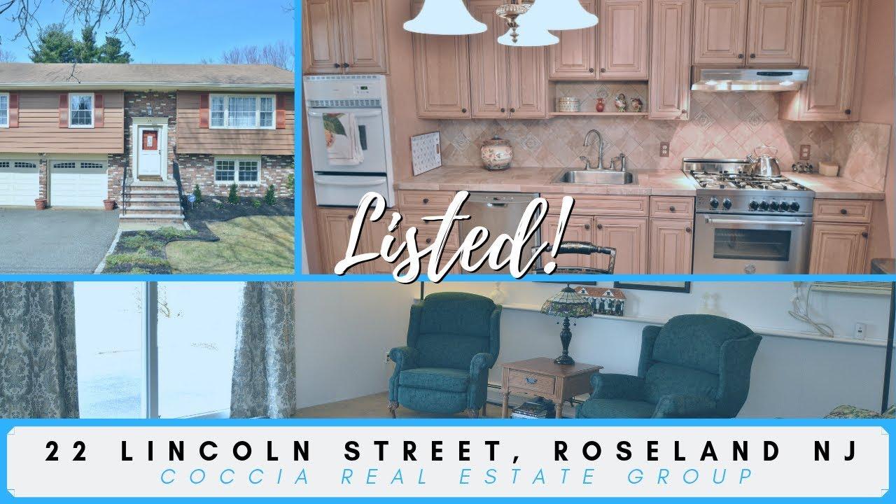 22 Lincoln St. | Homes for Sale Roseland, NJ