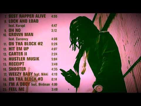 Lil Wayne - Hustler Musik (Chopped N Screwed)